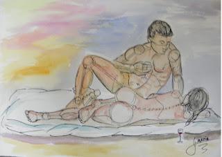 jorge Marin artista del erotis mo en Colombia