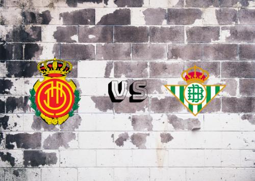 Mallorca vs Real Betis  Resumen