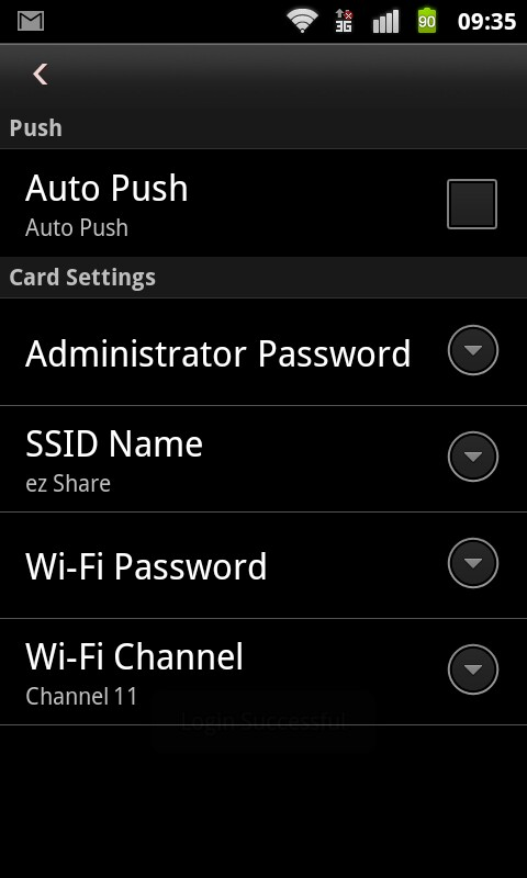 Wifi SD Cards: Transcend vs ezShare - Gadget Victims