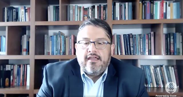 Marco Antonio Fernández, profesor-investigador de la Escuela de Gobierno e investigador asociado de México Evalúa