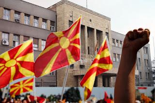 Η προπαγάνδα Σκοπίων και Αλβανίας και ο αισιόδοξος Κοτζιάς