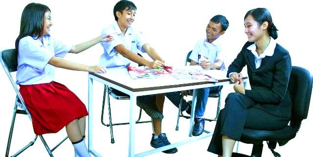 interaksi guru dan siswa