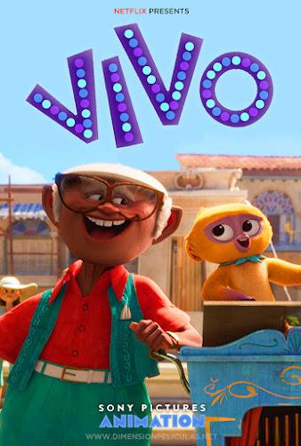 Vivo (Web-DL 720p Dual Latino / Ingles) (2021)