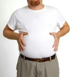 Cara mudah atasi perut buncit
