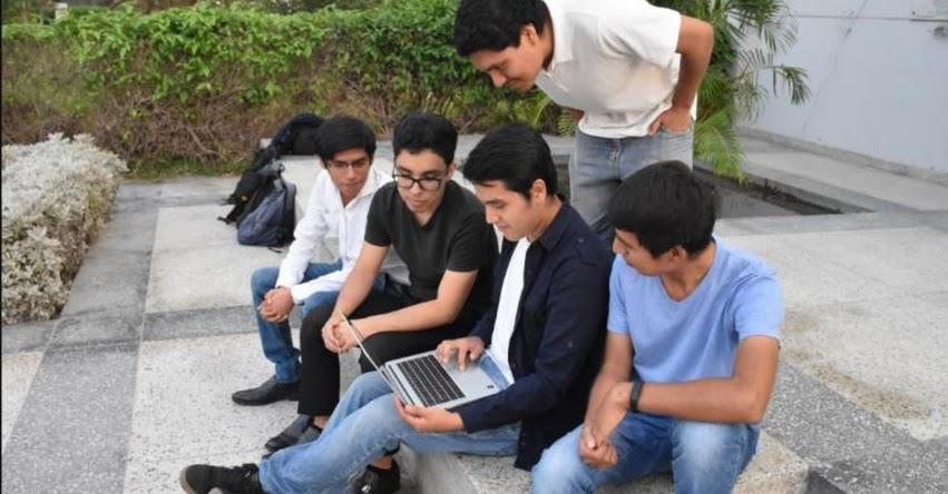 UNMSM: Sanmarquinos ganadores de concurso de Huawei se alistan para final en China - www.unmsm.edu.pe