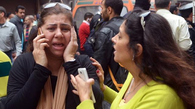 ISIS Bertanggung Jawab Atas Pengeboman Dua Gereja