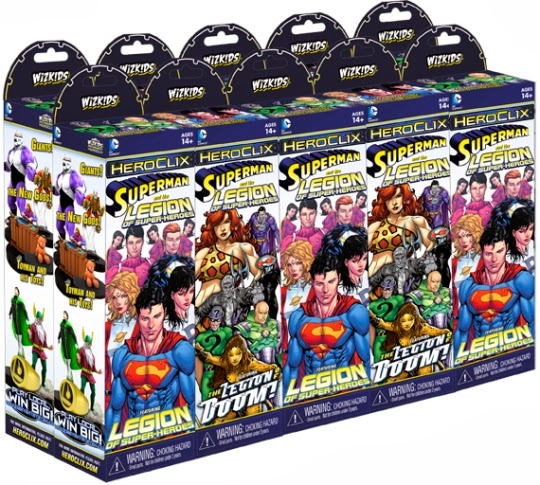 Free Comic Book Day Heroclix: ComicStoreWest: JUST ARRIVED