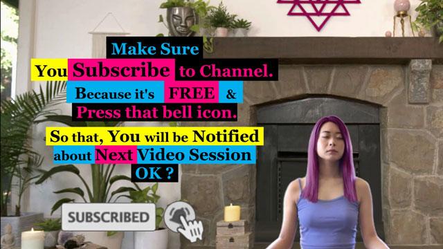 Subscribe For Next Shambhavi Mahamudra Session Episode