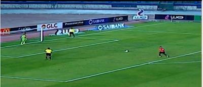 اهداف مباراة الجونة واف سي مصر