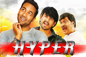 Hyper 2018 Hindi Dubbed 720p HDRip 850MB