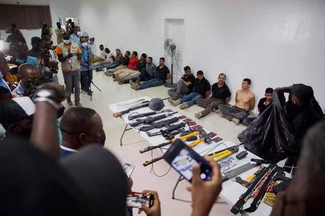 Agentes del  FBI, serán enviados a Haití ; Colombia colabora en investigación del  asesinato  de Jovenel Moise