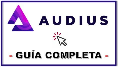 Cómo Comprar Criptomoneda AUDIUS (AUDIO) Tutorial Actualizado Paso a Paso