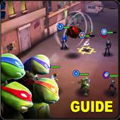 تحميل لعبة سلاحف النينجا Ninja Turtles للاندرويد برابط مباشر