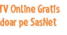 TV Online ~ SasNet Romania - Invatam impreuna!