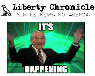 Ron Paul It's Happening