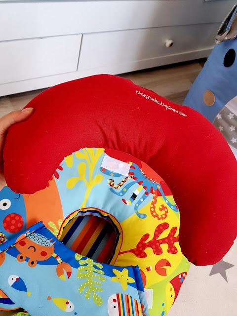 bebek oturma minderi kullananlar