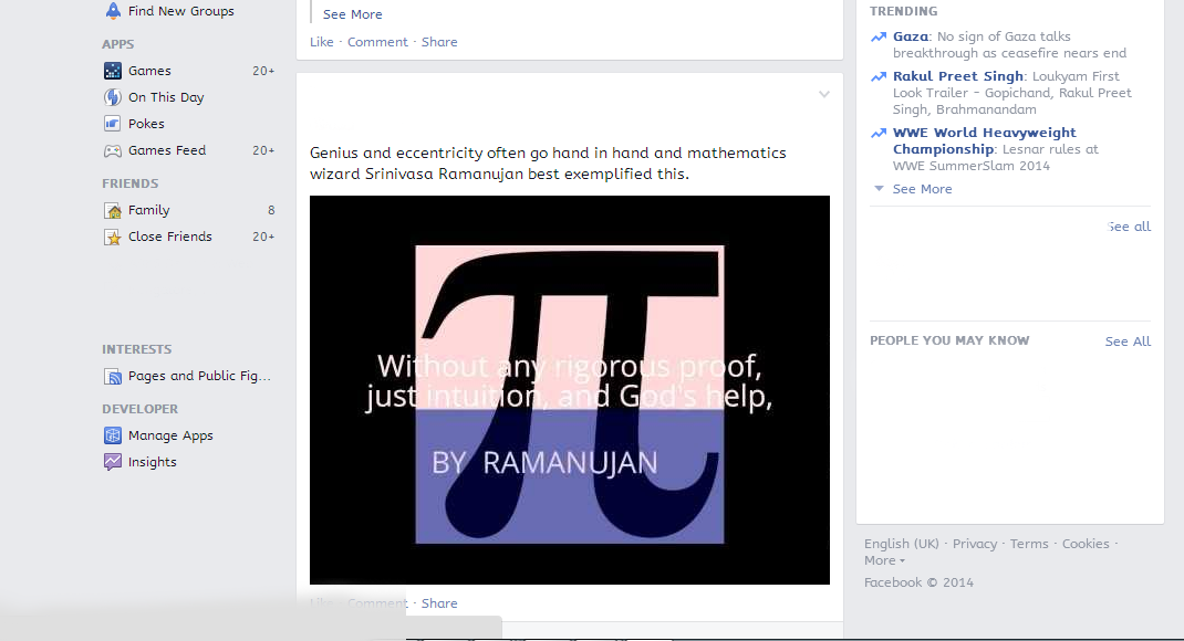 How to Fix Helvetica Neue Font Issue in Facebook while using Google