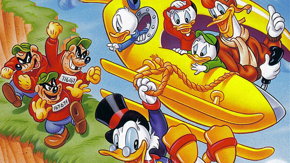 DuckTales Remastered Coming to PSN, XBLA, Wii U this ...