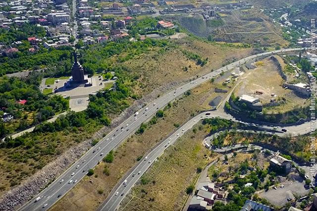 Ereván plantará cerca de 7.500 nuevos árboles