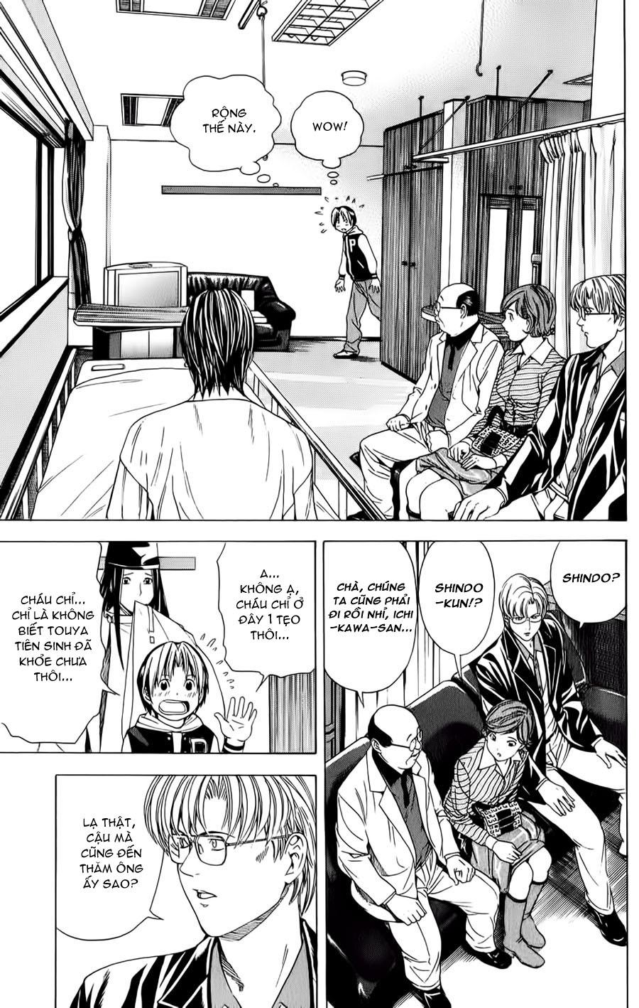 Hikaru No Go hikaru no go chap 107 trang 7