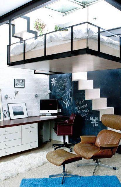 LOFT BEDROOM IDEAS & INSPIRATIONS