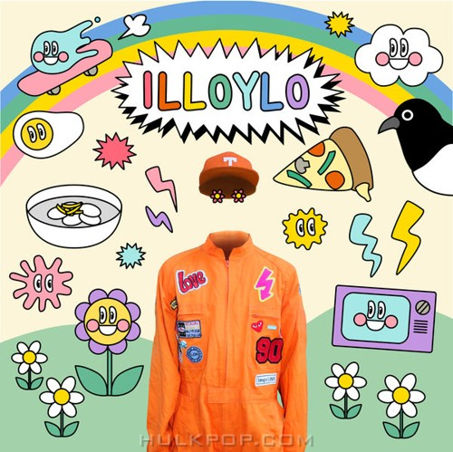 illoYlo – In the Future the Day We Should Stand Up – EP