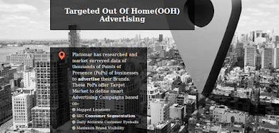 PLATOMAR A Unique Innovative Out of Home Advertising Company