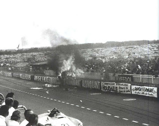 24 Lemans tragedy