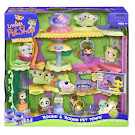 Littlest Pet Shop Large Playset Husky (#358) Pet