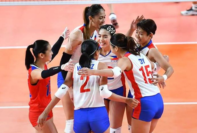 LABAN, TEAM PHILIPPINES! Alyssa Valdez and team PH are set for another test by Team Japan.