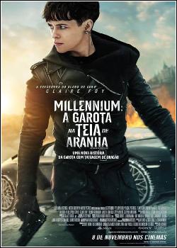Millennium : A Garota na Teia de Aranha Torrent