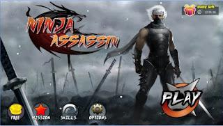 Games Ninja Assassin App