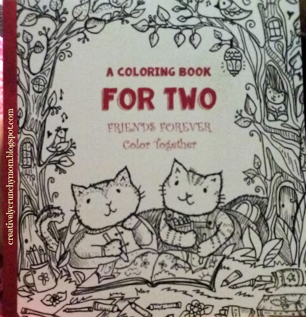 The Thinking Tree, Coloring for Two