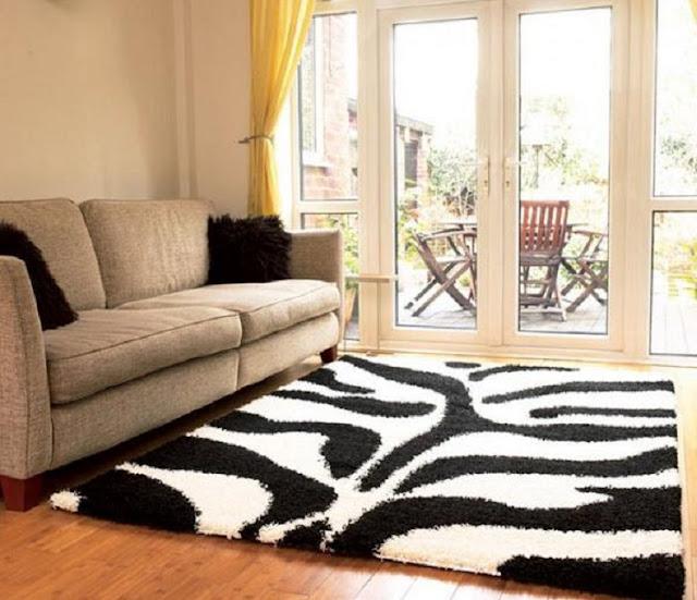 Contoh 1: Desain karpen untuk rumah minimalis