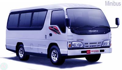 Minibus, মিনিবাস