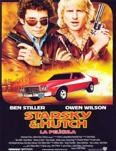 Ver Starsky y Hutch: La película (2004) Online
