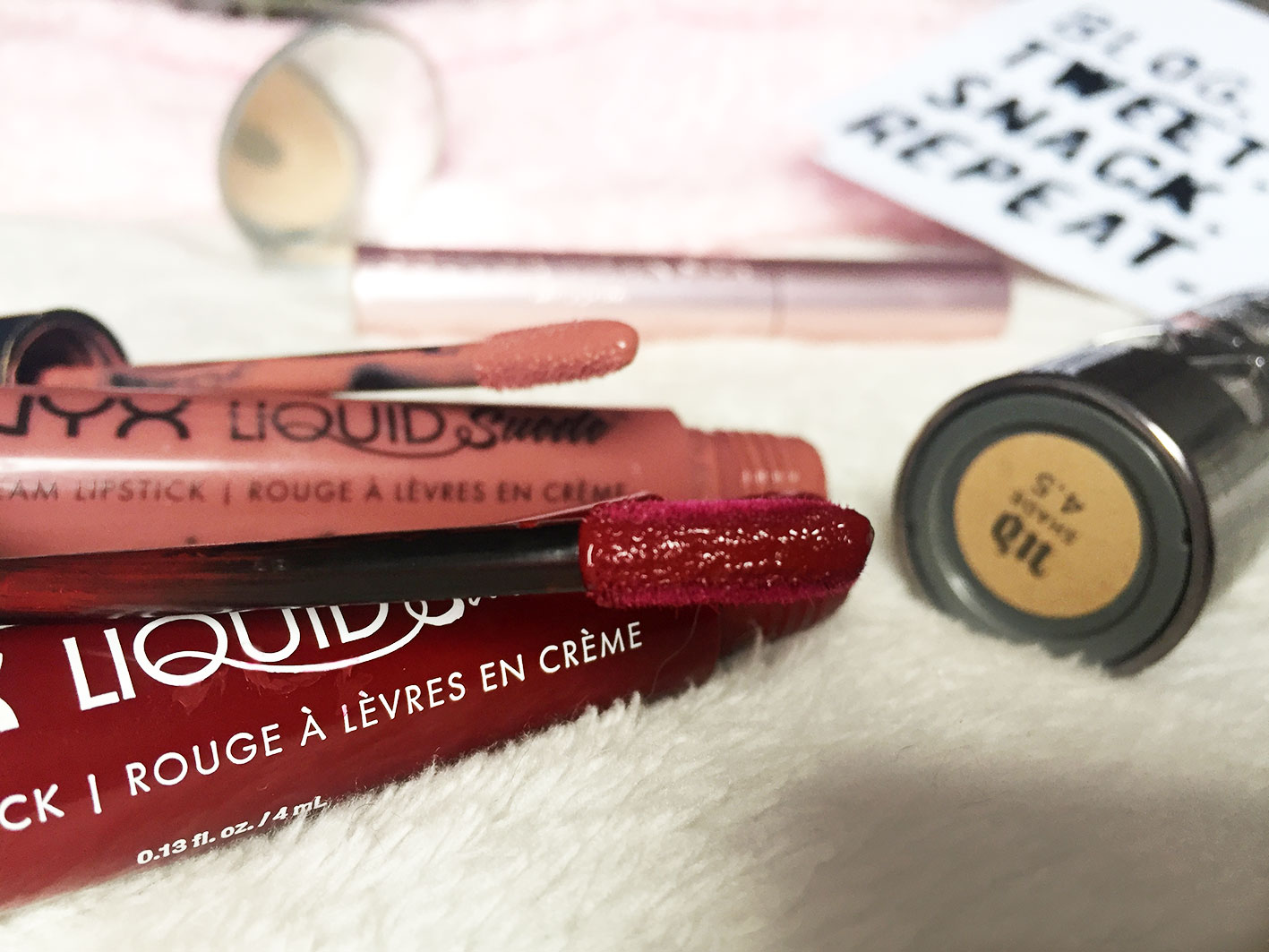 A Liquid Lipstick that Doesn't Kill your Lips