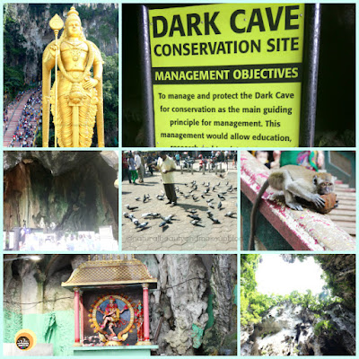 Best things to do and see in Batu Caves, Kuala Lumpur, Malaysia. 2days travel itinerary. NBAM blog