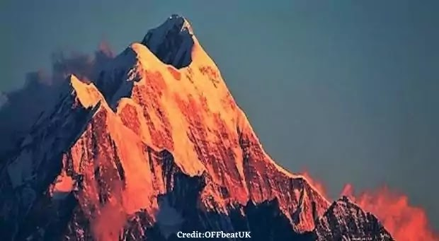 Uttarakhand Trishul Parvat Avalanche