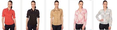 Blusas para mujer y camisas de manga larga