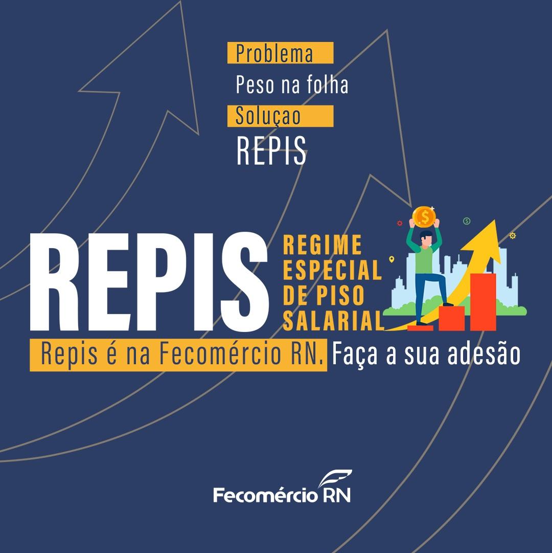REPIS FECOMÉRCIO/RN