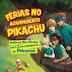 Resenha #288: Férias No Acampamento Pikachu - Alex Polan