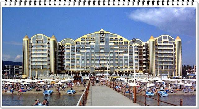 oferte cazare Hotel Victoria Palace Sunny Beach Bulgaria