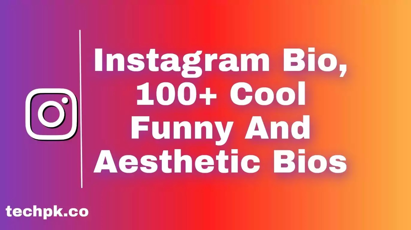 Aesthetic Bios