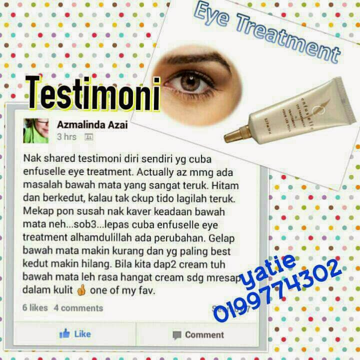 Image result for testimoni eye bag shaklee