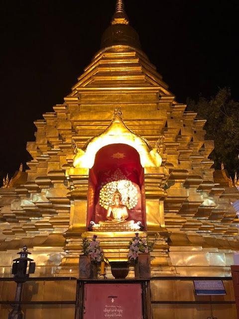 Wat Phan On - Chiang Mai  - Tailândia