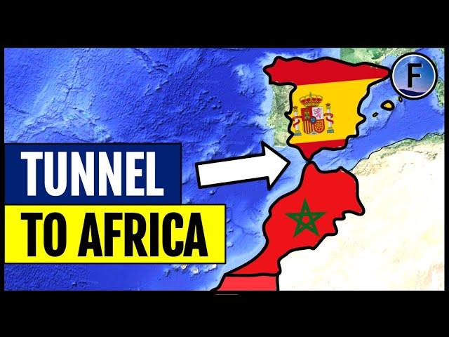 VIDEO: Σχεδιάζεται τούνελ που θα ενώνει Ισπανία και Μαρόκο