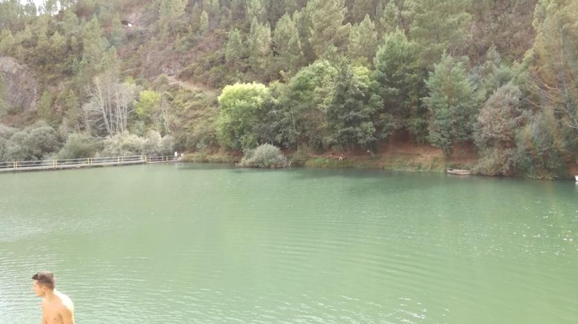Rio Zêzere e zona envolvente