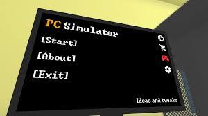 pc simulator android