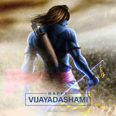 Happy Vijayadashami Jai Shri Ram Image